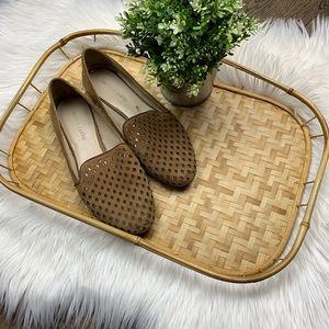 Franco Sarto ZERBINO Tan Leather Loafer US 9 M